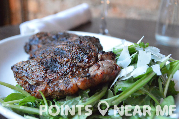 Find Nearest Steak Restaurant