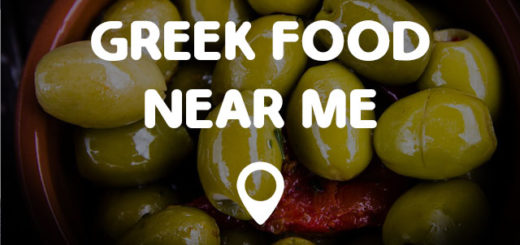 Greek Food Take Out Near Me