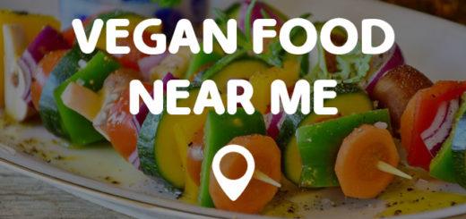 Restaurants Cater Vegans Near Me