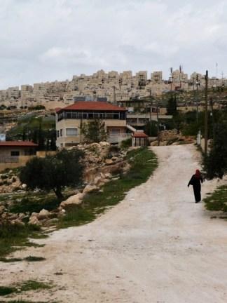 Illegal Jewish settlement, West Bank