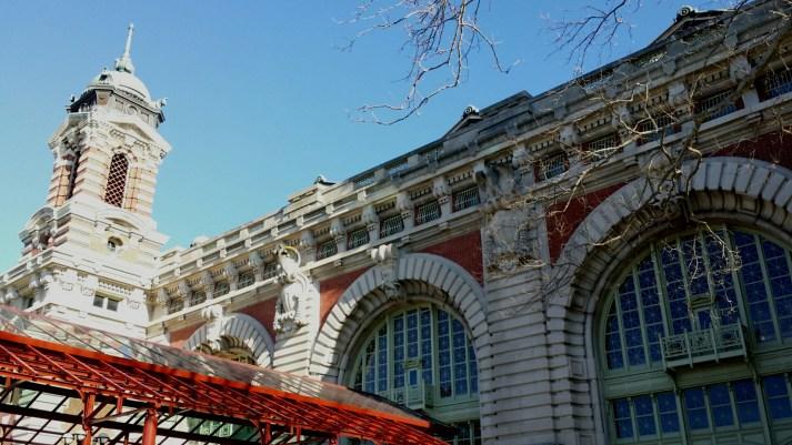 Ellis Island Intake Building (now museum)