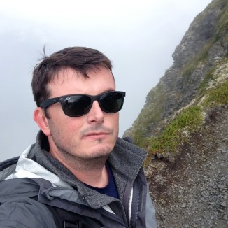 Hiking Mount Alyeska