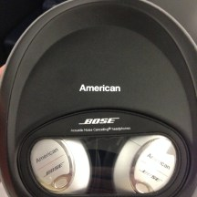 Bose QC-15 headphones