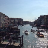 The Grand Canal from Rialto
