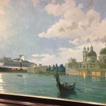Nieuw Amsterdam Painting Venice