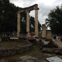 Olympia Ruins