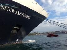 Nieuw Amsterdam Istanbul