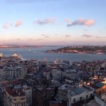 Istanbul Panorama Nieuw Amsterdam