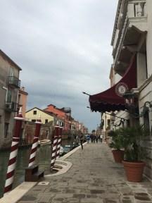Entrance to the Boscolo Venezia