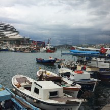 Kusadasi Harbor