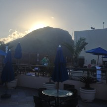 Rooftop and the Corcovado