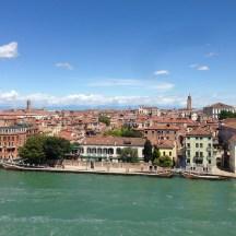 Academia area of Venice