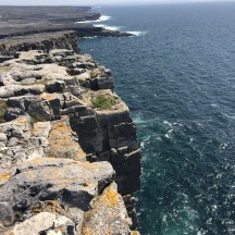 Cliffs at Dun Dun Aonghasa