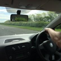 Driving the Irish Coast