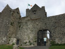The Dunguaire Castle