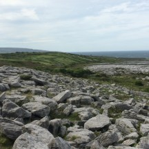 The west coast of Country Clare