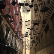 The Birdcages on Angel Place