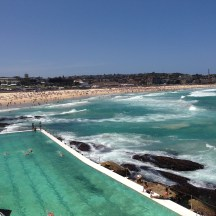 Icebergs and Bondi