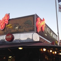 Harry's Cafe de Wheels