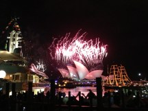 Pink on the Opera House!