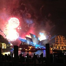 Opera House Fireworks - Finale Begins!