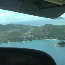 Turning on Final Approach into LZR