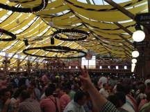 Paulaner Tent
