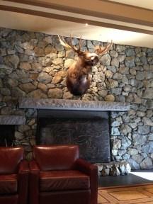 Lounge at Alyeska Resort