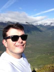 Me on Mt. Alyeska