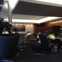 United Global First Class Lounge - ORD
