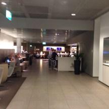 Lufthansa Senator Lounge, Munich