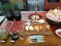 Meats and Cheeses!