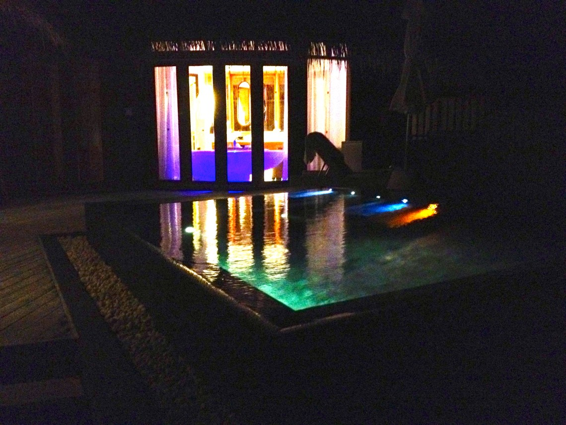 Plunge Pool Lights