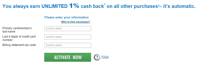 chase freedom 5x cash back on restaurants