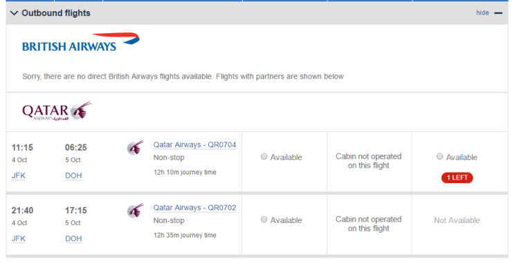 How To Redeem American Airlines Miles Middle East India Africa