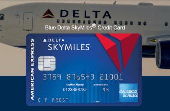 blue delta skymiles