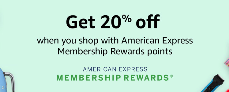 Amazon Amex Membership Rewards