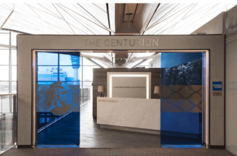 Hong Kong American Express Centurion Lounge Opens Today