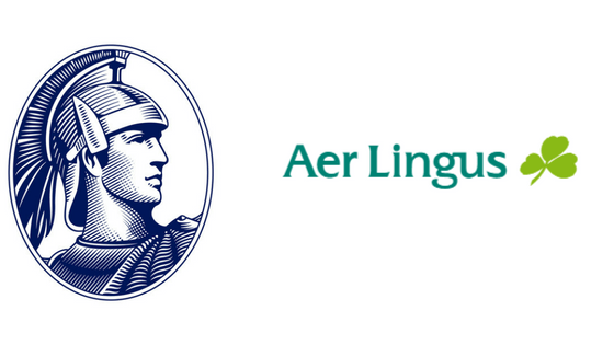 American Express Announces Aer Lingus as Newest Airline