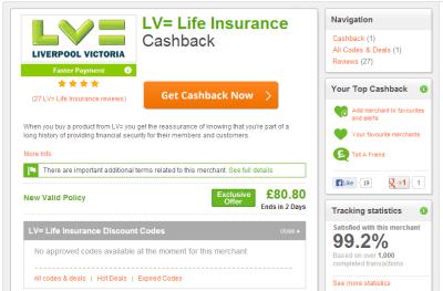 LV insurance