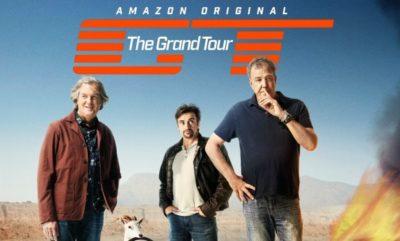 The Grand Tour promo poster