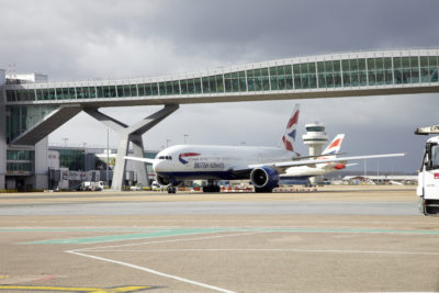 British Airways Euro Traveller (economy) fares from £19 each way.   Points to be Made