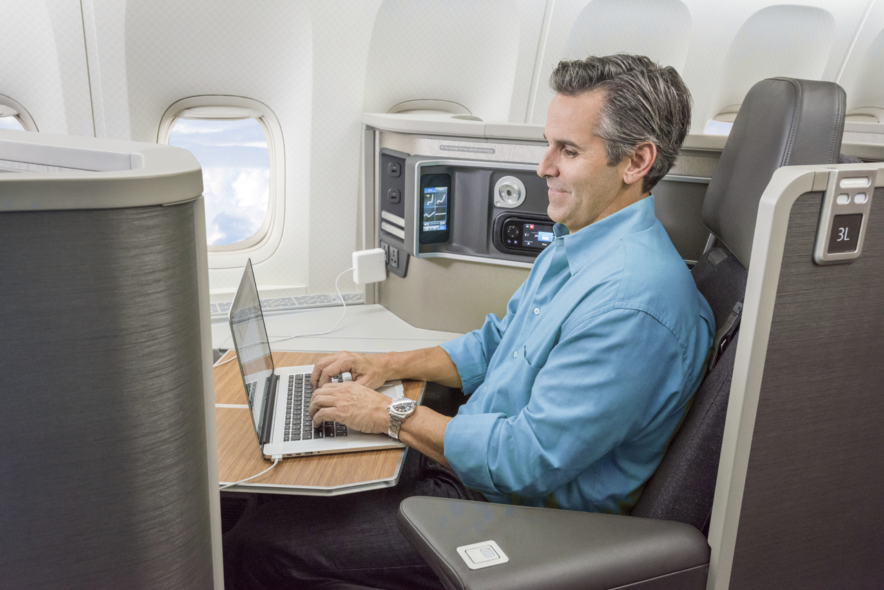 US to South America in Business Class with American Airlines starting from €678/$744 | Points to be Made