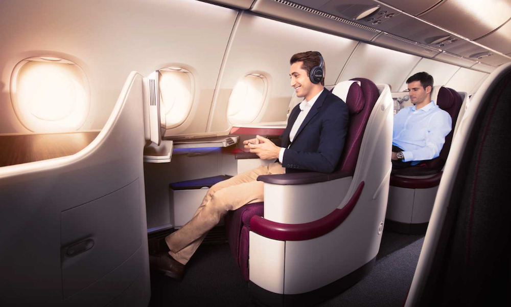 Qatar to the Philippines non-stop Business Class with Qatar Airways starting from €1,228/£1,040 | Points to be Made