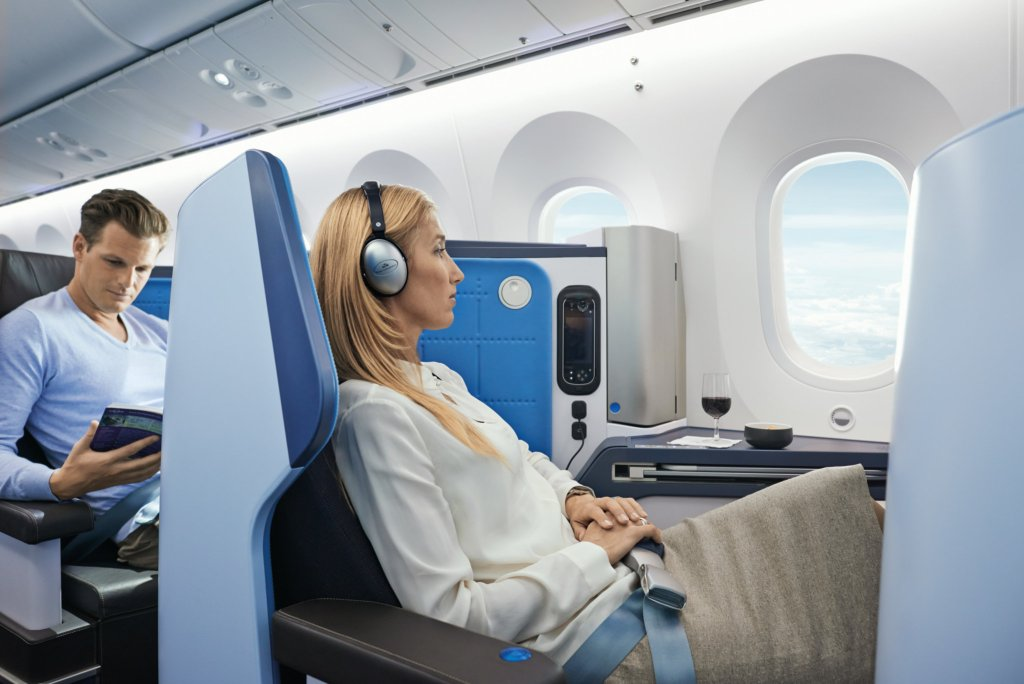 Italy to South America in Business Class with KLM & Air France starting from €1,439/£1,226 | Points to be Made