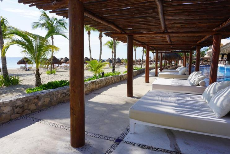 Use your 4th night at an All inclusive Resort like the Excellence Riviera Cancun - Mexico