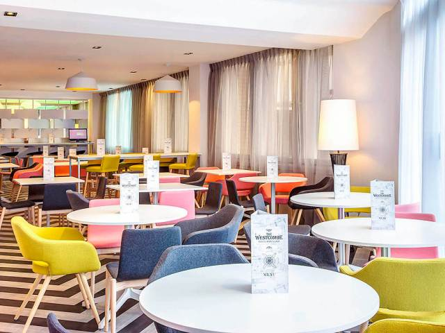 Ibis Styles London Heathrow Bistro (From the official website)