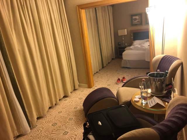 Hilton Budapest City - Room 2