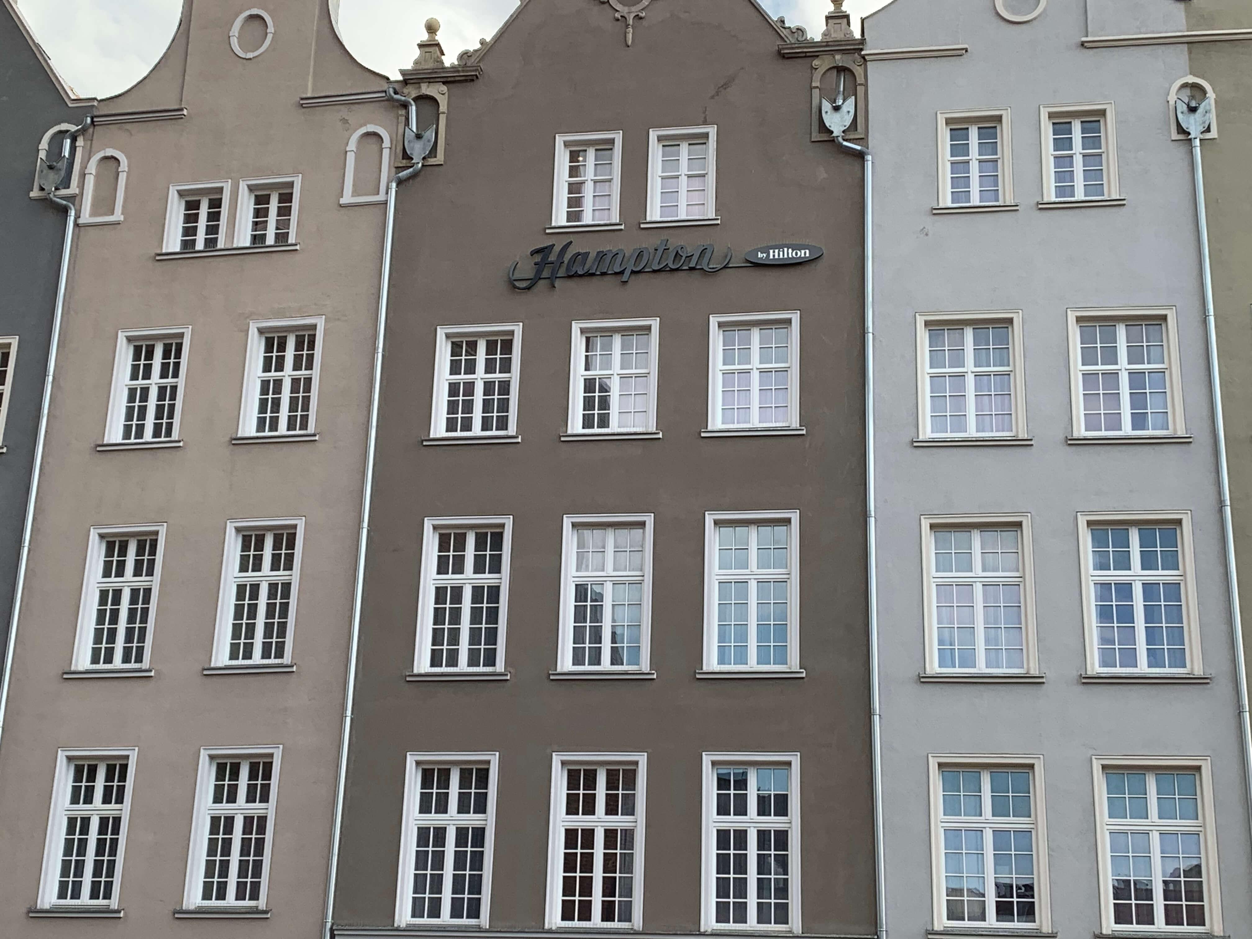 Hampton by Hilton Gdansk Old Town - Entrance 1