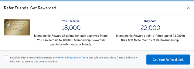 Referral Bonus For Amex Business Cards Increased